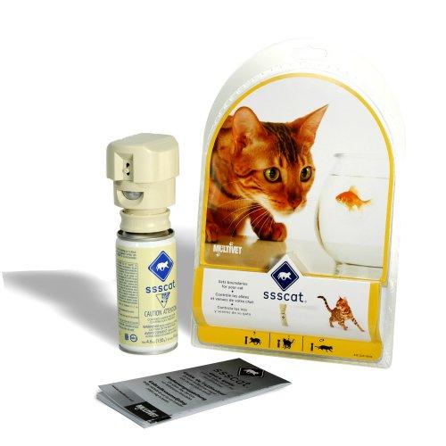 Productos para auyentar gatos del jardin