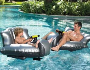 Accesorios para las piscinas