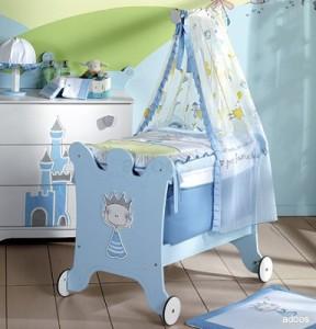 Muebles para la habitación del bebé