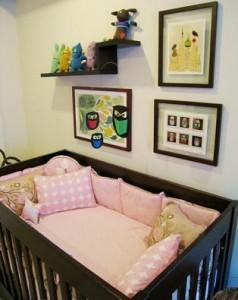 Estilos para la habitación del bebé