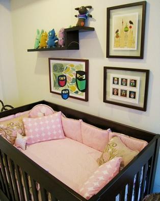 Motivos decortivos para el cuarto de su beb - Como decorar la habitacion de un bebe ...