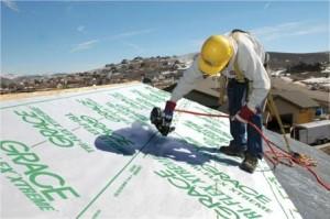 Mantenimiento y reparación de techos.