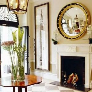 Espejos, un artículo de decoración