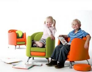 Haga un sill n para sus chicos en casa for Sillas para chicos