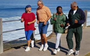 El ejercicio en las pesonas adultas