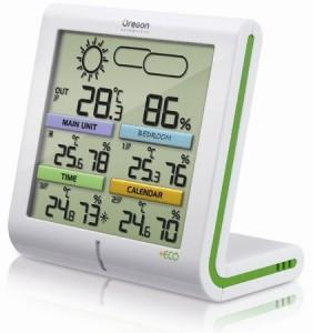 Sensores de temperatura para el hogar