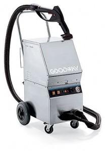 Limpiadores a vapor seco