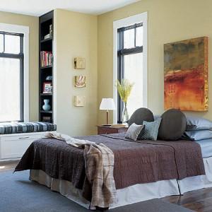 Los colores de la habitaciones