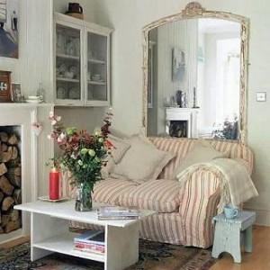 Utilizando espejos en la decoración de su hogar