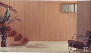 Revestimiento de paredes para protecci n y belleza - Revestimiento para paredes de interior ...