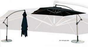 Parasoles de lona plegables para el jard n arquitectura - Parasoles para jardin ...