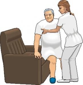 El cuidado de los ancianos