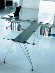 Casas Cocinas Mueble Escritorios De Cristal Para Oficina
