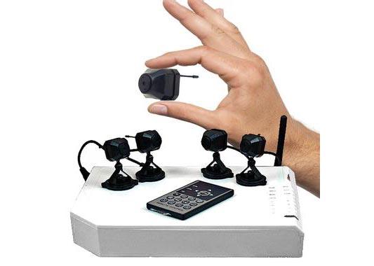 C mo elegir una c mara de seguridad para el hogar - Camaras de vigilancia baratas ...