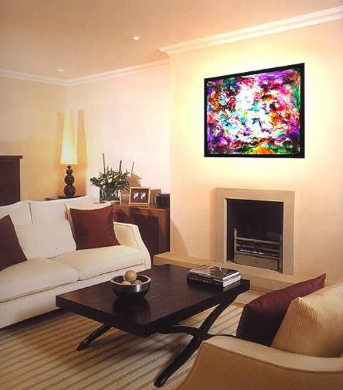Iluminaci n para el hogar crear ilusiones con las for Decoracion minimalista para el hogar