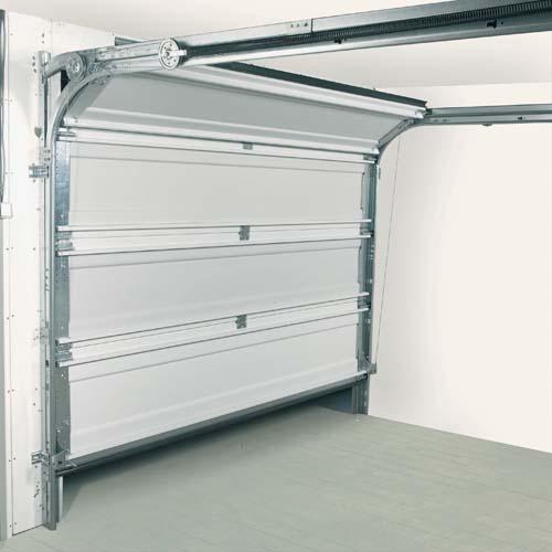 Comprando puertas enrollables para el garage - Mecanismo puerta garaje ...