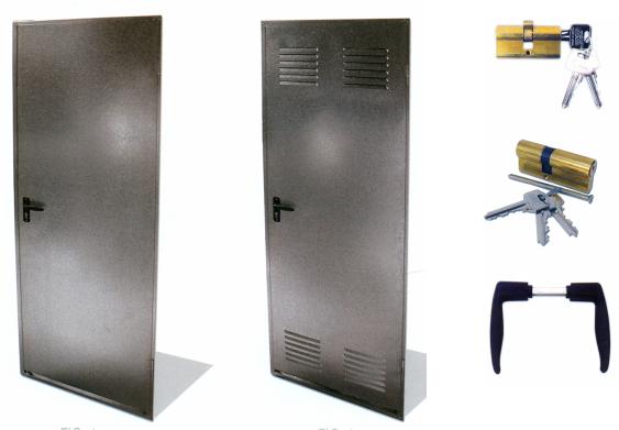Puerta Baño Hacia Afuera:donde la necesita y fuera de la vista cuando no sea así, las puertas