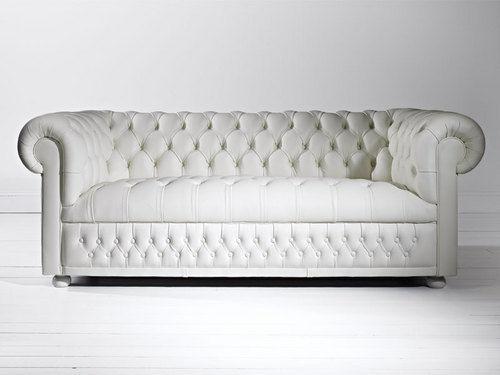 muebles retro y modernos de distintos materiales La madera, la tela