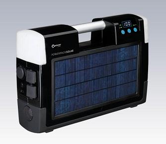 Los 3 mejores generadores de energ a solar port tiles - Generadores de electricidad ...
