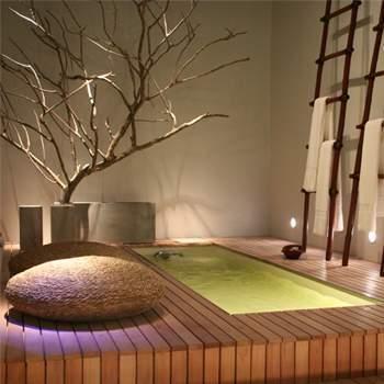 Suministros de spa ayud ndole a relajarse en casa - Decoracion zen spa ...