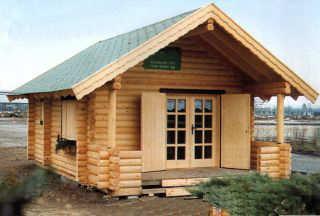 Desarrollo de casas de madera habitables arquitectura y decoraci n - Materiales para casas prefabricadas ...