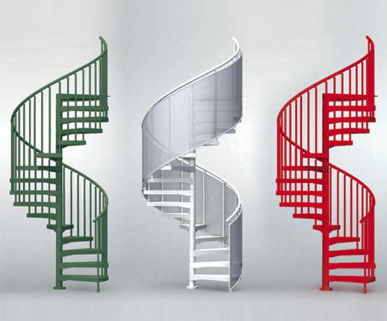 Consideraciones al momento de comprar una escalera for Tipos de escaleras arquitectura