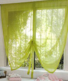Ventanas diferentes formas en diferentes materiales para - Formas de cortinas ...