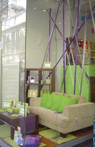 Aprenda a decorar vidrieras for Decoracion para comercios