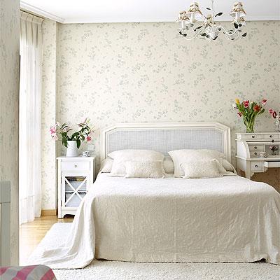 Tendencias en empapelados para el decorador moderno - Salones con papel pintado ...