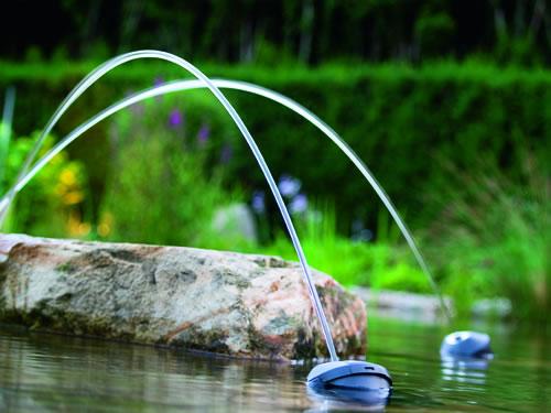 Una laguna artificial para su jard n for Lagunas artificiales para jardin