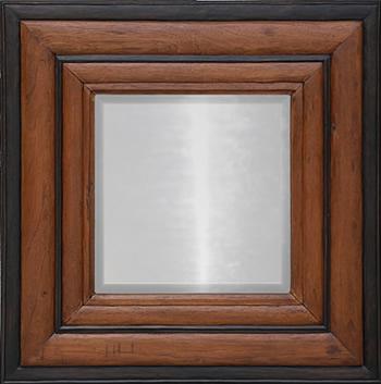 Marcos de fotos de madera un estilo cl sico para toda la - Marcos clasicos para cuadros ...