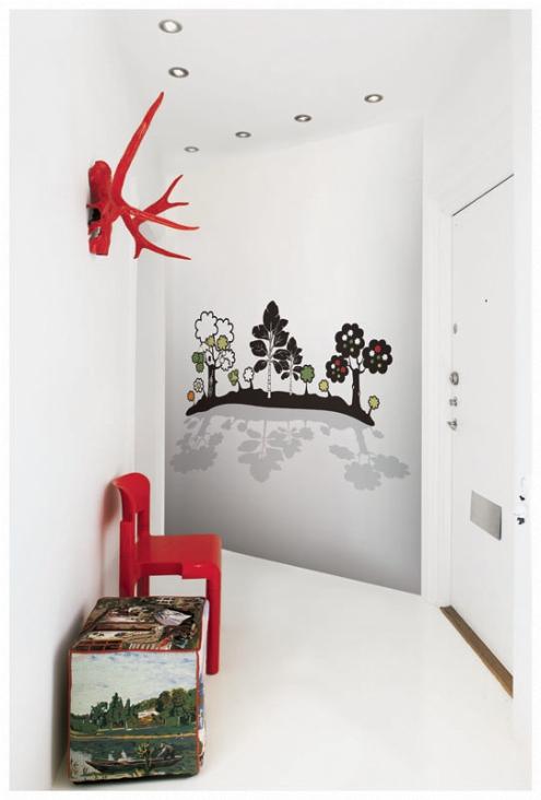 Murales econ micos para la decoraci n arquitectura y - Murales para habitacion ...