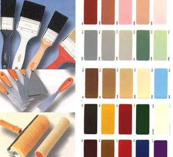 Pintura interior de casas principios b sicos for Colores d pintura para interiores