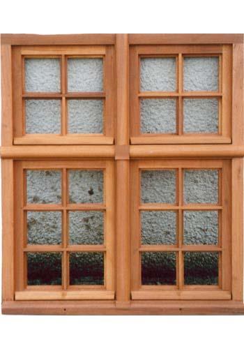 Dndole un acabado a sus puertas y ventanas de madera Arquitectura