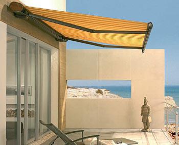 Toldos retr ctiles de exteriores arquitectura y decoraci n - Toldos para patios exteriores ...