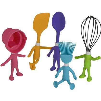 Aprenda a armar su cocina con utensilios b sicos de cocina for Colgador utensilios de cocina