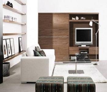 Gu a para comprar los muebles para el living for Muebles para espacios reducidos living